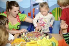 Geburtstagsparty und freier Eintritt für Geburtstagskinder bis 14 Jahre