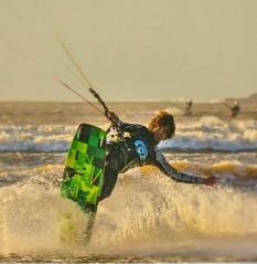 Vergünstigte Kitesurfing Schnupperstunde