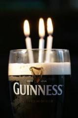 Gratis Pint Guinness zum Geburtstag