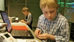 Roboterwerkstatt - Kindergeburtstag