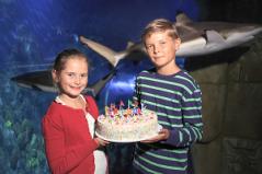 Freier Eintritt für Geburtstagskinder bis zum 14. Geburtstag