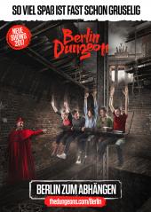 Freier Eintritt ins Berlin Dungeon